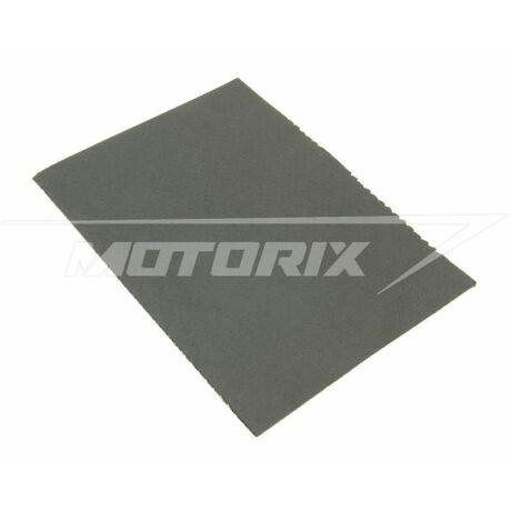 Tömítés lap fém univerzális 195x140x0,80mm 350°C Artein