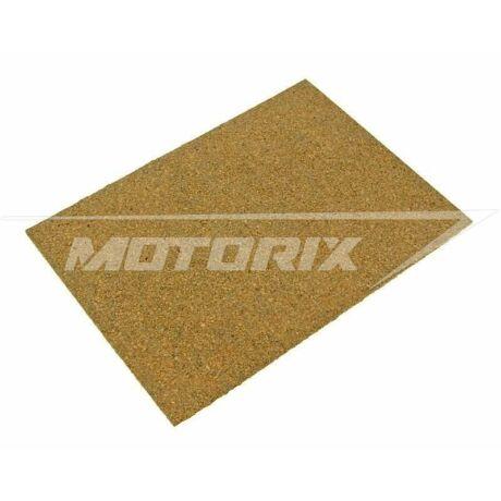 Tömítés lap parafa 195x140x1,5mm 100°C Artein