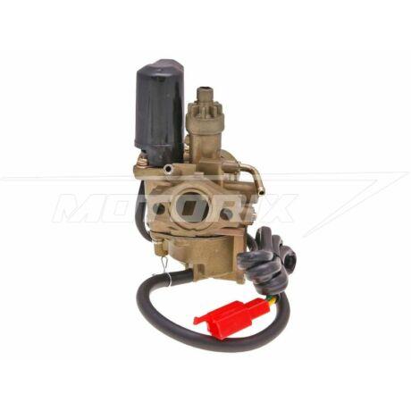 Karburátor 12,5mm Kymco, SYM, Honda, Peugeot álló (automata) Gurtner 101-Octane