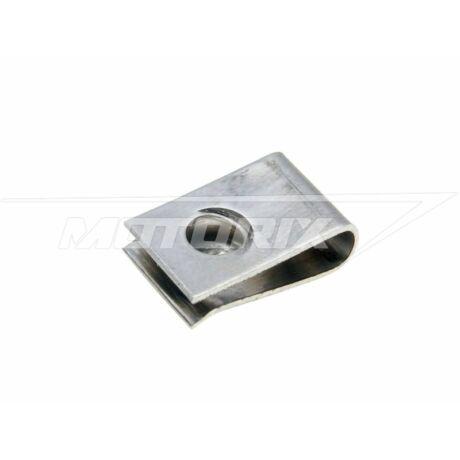 Idomrögzítő bolha 10x16x4,0mm (1db) D4,2 facsavarmenet OEM