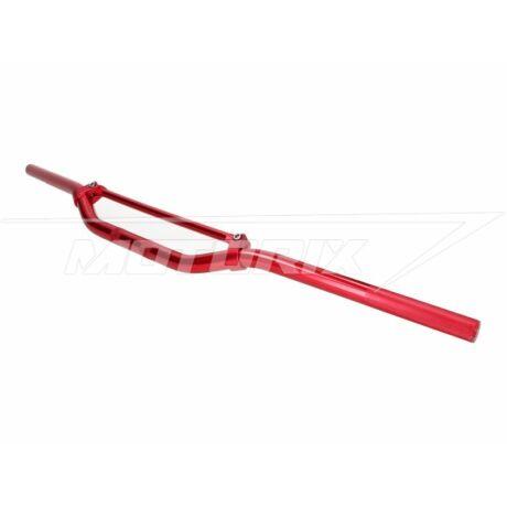 Kormány alumínium Enduro piros 22mm - 820mm 101-Octane