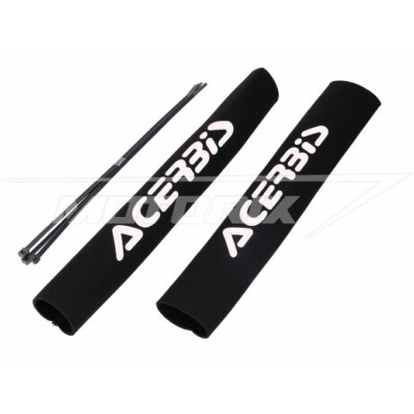 Lengéscsillapító/villa védő neoprén 40-50mm fekete Acerbis