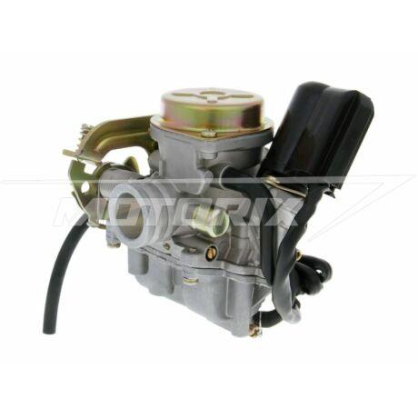 Kymco Agility 50 4t karburátor beállítás