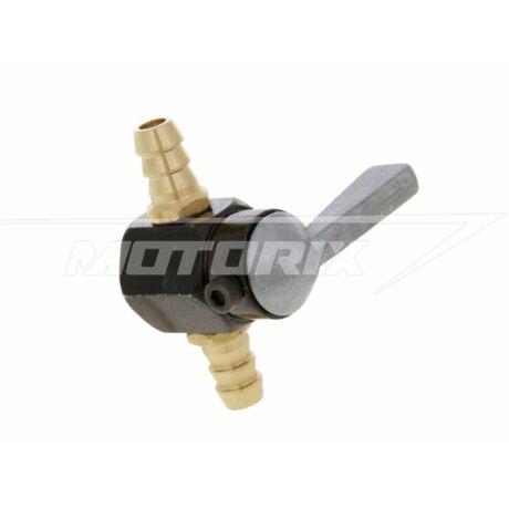 Benzincsap univerzális 7mm-es manuális 101-Octane