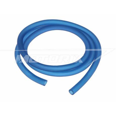 Benzincső 5mm kék (1m) 101-Octane