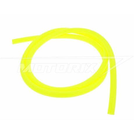 Benzincső 5x9mm neon sárga (1m) 101-Octane