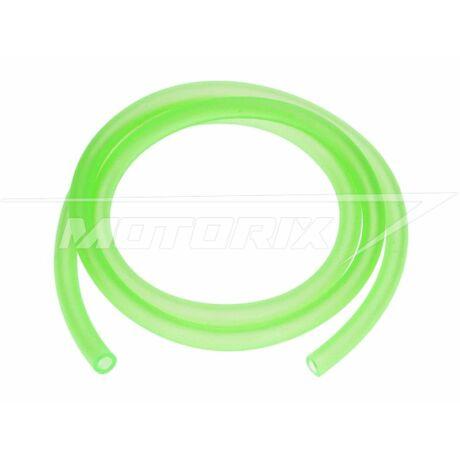 Benzincső 5mm neon zöld (1m) 101-Octane