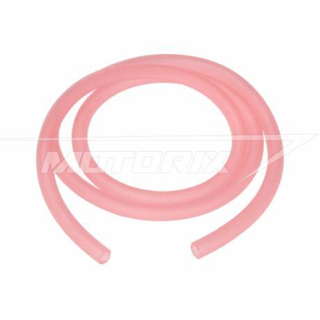 Benzincső 5mm pink - rózsaszín (1m) 101-Octane