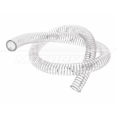 Hűtőfolyadék cső átlátszó 1m-es 19x26mm 101-Octane