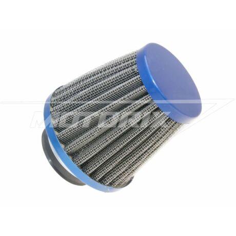 Levegőszűrő Power 35mm kék 101-Octane