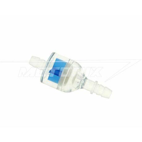 Benzinszűrő Fast Flow II - kék D7 101-Octane