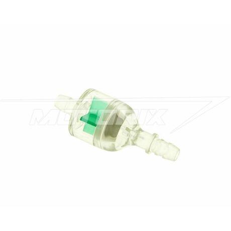Benzinszűrő Fast Flow II - zöld D7 101-Octane