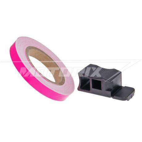 Felnicsík 7mm x 600 cm pink 101-Octane