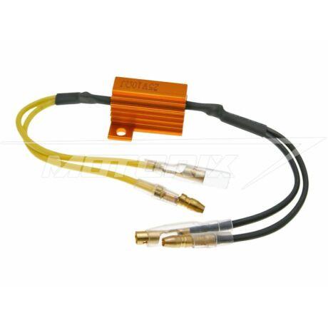 Ellenállás a LED-es irányjelzőhöz 25W 10 ohm (1 db) 101-Octane