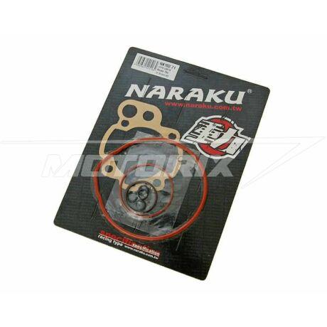 Tömítés szett hengerhez LC Minarelli AM fekvő 70cc (-00) E1 Naraku
