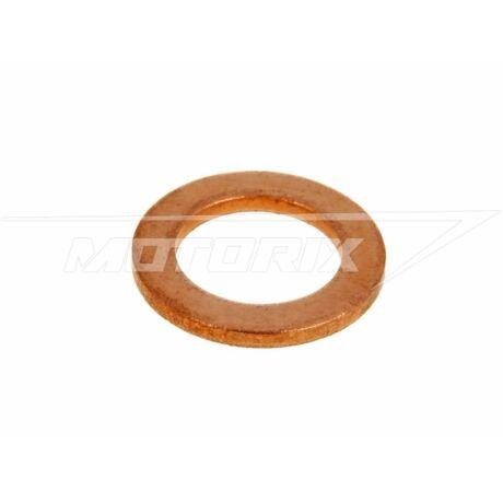 Tömítőgyűrű réz 10x16x1,5mm Naraku