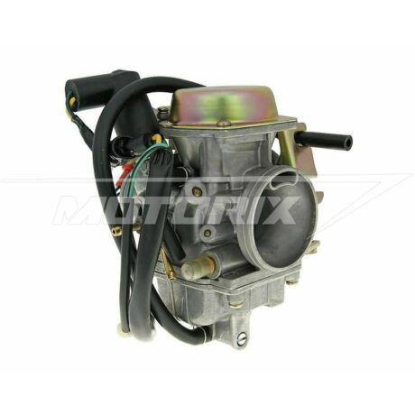 Karburátor 30mm Racing 4T (membránvezérelt) Maxi Naraku