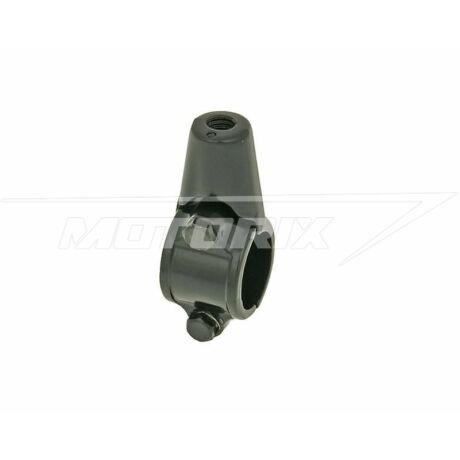 Kormányra szerelhető tükörtartó M8 balmenetes (22mm kormányhoz) V-Parts