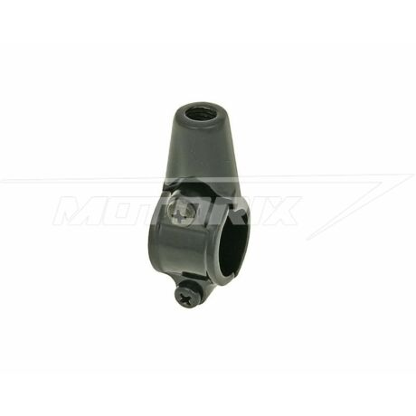 Kormányra szerelhető tükörtartó M10 jobbmenetes (22mm kormányhoz) V-Parts