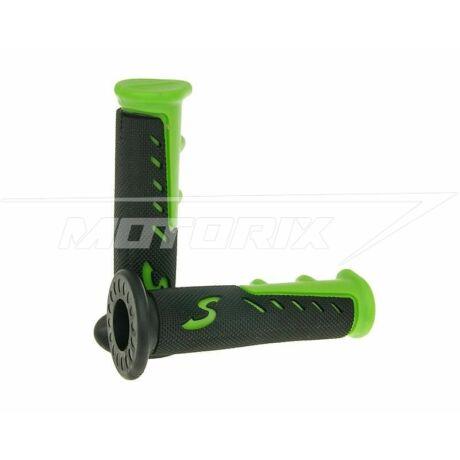 Markolat pár zöld-fekete sport V-Parts