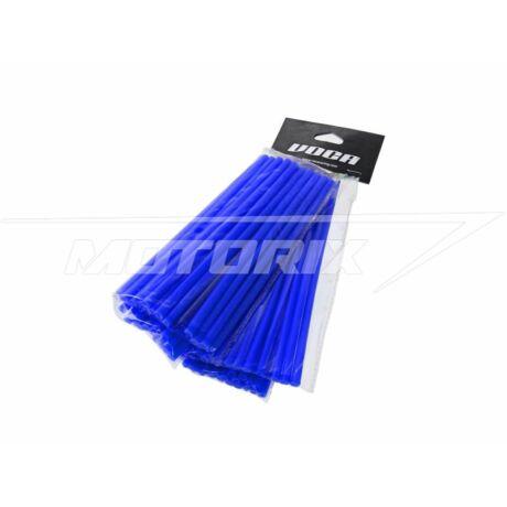 Küllő borítás 215mm (első) és 190mm (hátsó) 2x38db kék VOCA Racing
