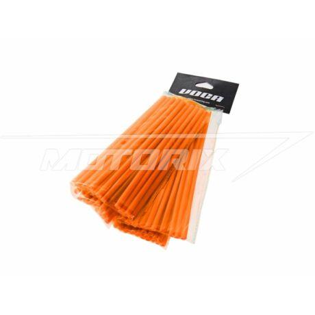 Küllő borítás 215mm (első) és 190mm (hátsó) 2x38db narancssárga VOCA Racing