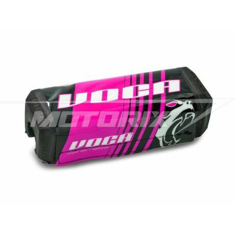 Kormányvédő, keresztmerevítő betét pink Voca Racing