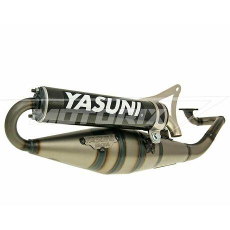 Kipufogó Minarelli fekvő karbon Yasuni Z