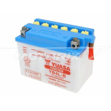 Akkumulátor 12V 4Ah (YB4L-B) YUASA